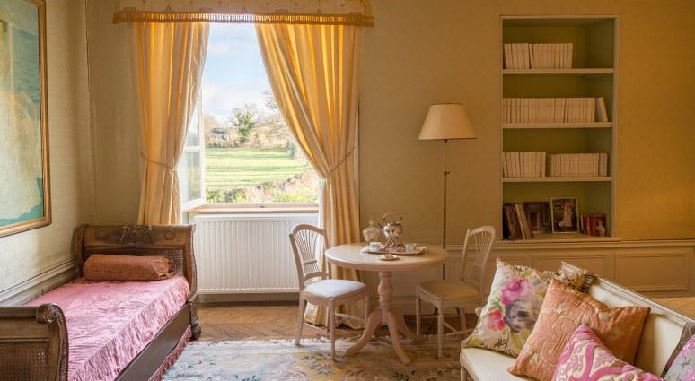 Chateau de LaLande - bedroom 1, 2