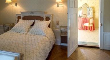 Chateau de LaLande - bedroom 1