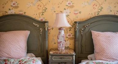 Chateau de LaLande - bedroom 2